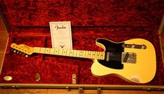 Fender Custom shop 1951 Nocaster Relic