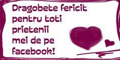 Dragobete fericit pentru toti prietenii mei de pe facebook! Happy Birthday, Facebook, Movie Posters, Happy Brithday, Urari La Multi Ani, Film Poster, Happy Birthday Funny, Billboard, Film Posters