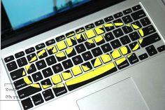 keyboard decal MacBook decal MacBook air sticker by ohyeahdecal