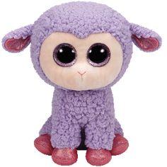 Ty Beanie Boos Lavender Lamb Small