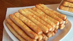 Luxusní křupavé sýrové tyčinky připravené během 15 minut!