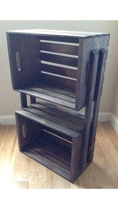 Yard İki Katlı Raf | Yard 2 Story Shelves