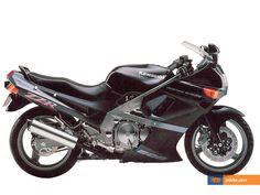 1992 Kawasaki ZZR 600