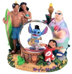 Lilo & Stitch - Elvis Stitch on the Beach