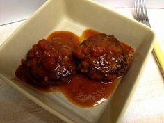 トマトの煮込みハンバーグの作り方 | nanapi [ナナピ]