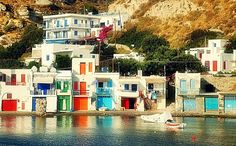 GREECE CHANNEL | MILOS COLORS, GREECE