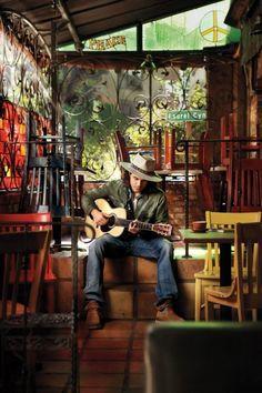 john mayer | Martin Guitar Ad, Laurel Canyon