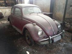 Vw - Volkswagen Fusca 1969 raridade
