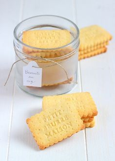 MIEL & CHEESE: Sable with rice flour