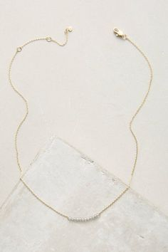"""Slide View: 1: Sur Necklace $44 (available starting March 15th) 14""""w/2"""" extender"""