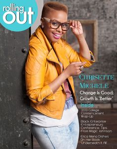 Chrisette Michele: Change is good; growth is Better