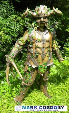 Wood Fawn costume by Mark Cordory Creations.
