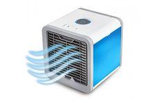 CoolAir - Portable Personal Air Purifier, Air Cooler and Air Humidifier in one Personal Air Purifier, Travel Specials, Air Humidifier, Camping, Tech Gadgets, Cool Stuff, Usb, Summer Heat, Ideas