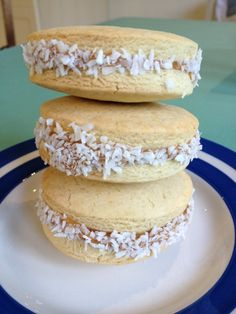 Argentinian alfajores biscuits… | Afternoon Tease