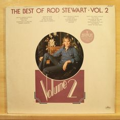 ROD STEWART - The Best of - Volume 2 - mint minus minus - Vinyl 2-LP - FOC - RAR