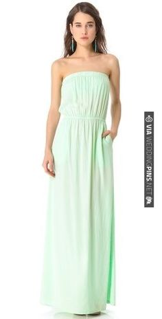 voila mint dress from Spendid for your bridesmaid, or for you | CHECK OUT MORE IDEAS AT WEDDINGPINS.NET | #weddings #weddinggear #weddingshopping #shopping