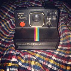 My polaroid camera   #polaroid
