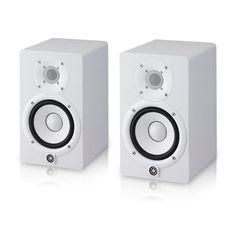 Yamaha HS5 White Powered Studio Monitor Pair