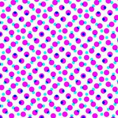 CMYK halftone dots lavender - Weaving major