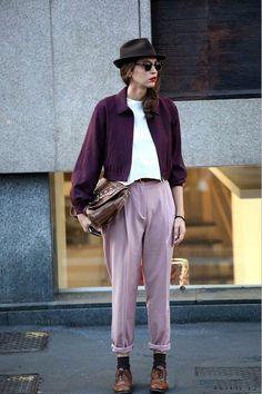 New autumn fashion