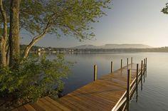 Lake Winnipesaukee, NH.