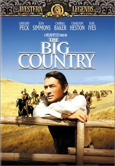 The Big Country DVD ~ Gregory Peck, http://www.amazon.com/dp/B000056H2H/ref=cm_sw_r_pi_dp_QokSrb10XVWP0  ... should be fine for Teens on up.