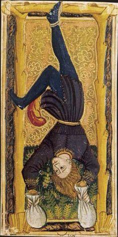 Tarot de Charles VI
