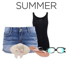 """""""Untitled #2038"""" by kim-coffey-harlow ❤ liked on Polyvore"""