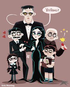 Addams Family                                                                                                                                                                                 Más