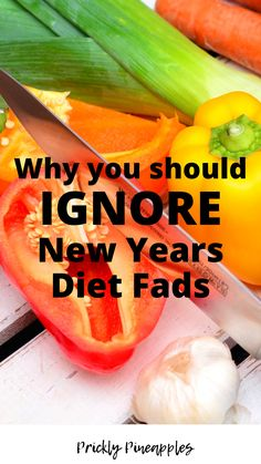 Why you shouldn't buy into diet culture New Year's fad diets Fad Diets, Pineapple, Culture, Pinecone