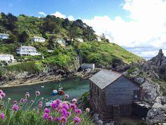 Roadtrip dans les Cornouailles - Polperro // Pretty Cornwall