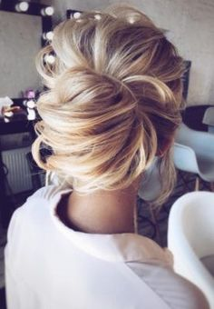 Wedding Hairstyle Inspiration - tonyastylist (Tonya Pushkareva) #weddinghairstyles