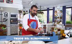 El truco del almendruco para usar champiñones en ensalada