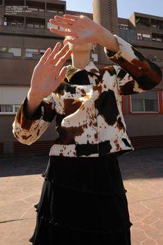 PHOTOGRAPHY: CAMILLA CIONFRINI STYLING: LUCA BALZARINI & ANDREA VOLONTÉ BEAUTY: SARA BUSAN MODEL: PETRA ONDRUSOVA