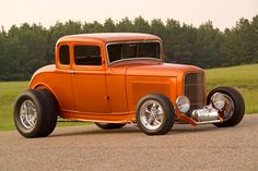 Johnson's 32 Ford