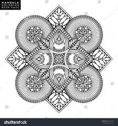 stock-vector-flower-mandala-vintage-decorative-elements-oriental-pattern-vector-illustration-islam-arabic-485334595.jpg 1,500×1,600 pixels