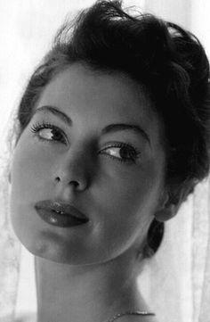 Ava Gardner #Crush