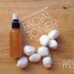 DIY Homemade Natural Facial Toner
