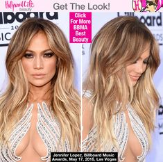 Jennifer Lopez's Flawless Skin & Highlights At Billboard Awards - Trend Hair Makeup Flawless Skin 2019 Jennifer Lopez Hair Color, Layered Haircuts With Bangs, Flawless Skin, Up Girl, Blonde Hair, Highlights, Hair Makeup, Hair Cuts, Hair Beauty
