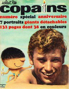 Salut Les Copains - n°12 - 07.1963