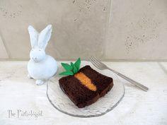 The Partiologist: Easter Extravaganza! tarta de zanahoria carrot pacth cake