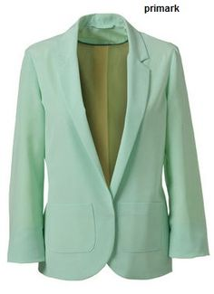 Material Girls, Primark, Spring Summer, Blazer, Womens Fashion, Jackets, Coats, Green, Spring Summer Trends