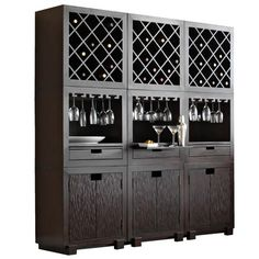 One day... I pinned this Padma's Plantation Modulare Wine Cabinet from the Wine Cellar event at Joss and Main!