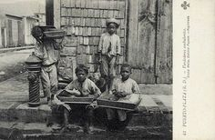 Very Old Photograph from Puerto Plata, Dominican Republic