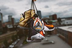 "Nike LeBron 12 SE ""What The LeBron"" (18 Detailed Pictures) - EU Kicks: Sneaker Magazine"