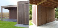 modern and simple carport lloyd hamilton modern outdoors the actual house pinterest. Black Bedroom Furniture Sets. Home Design Ideas