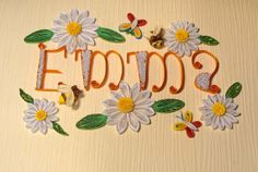 Baby Shower Gift  Christening Gift Baby name by lacartaincantata, $50.00