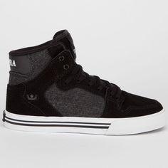 SUPRA Vaider Boys Shoes 223464821 | Sneakers | Tillys.com