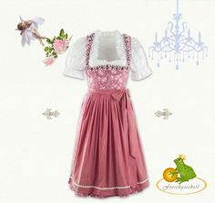 dirndl m�nchen... adore the color of this one