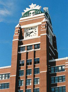 Starbucks Center - Seattle, Washington